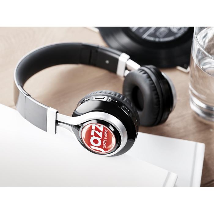 Casque audio Bluetooth® personnalisé New Orleans - Casque audio publicitaire