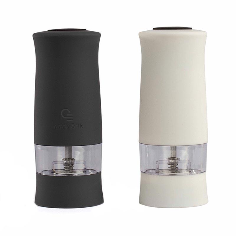 Duo moulin à épices électrique publicitaire Tonka