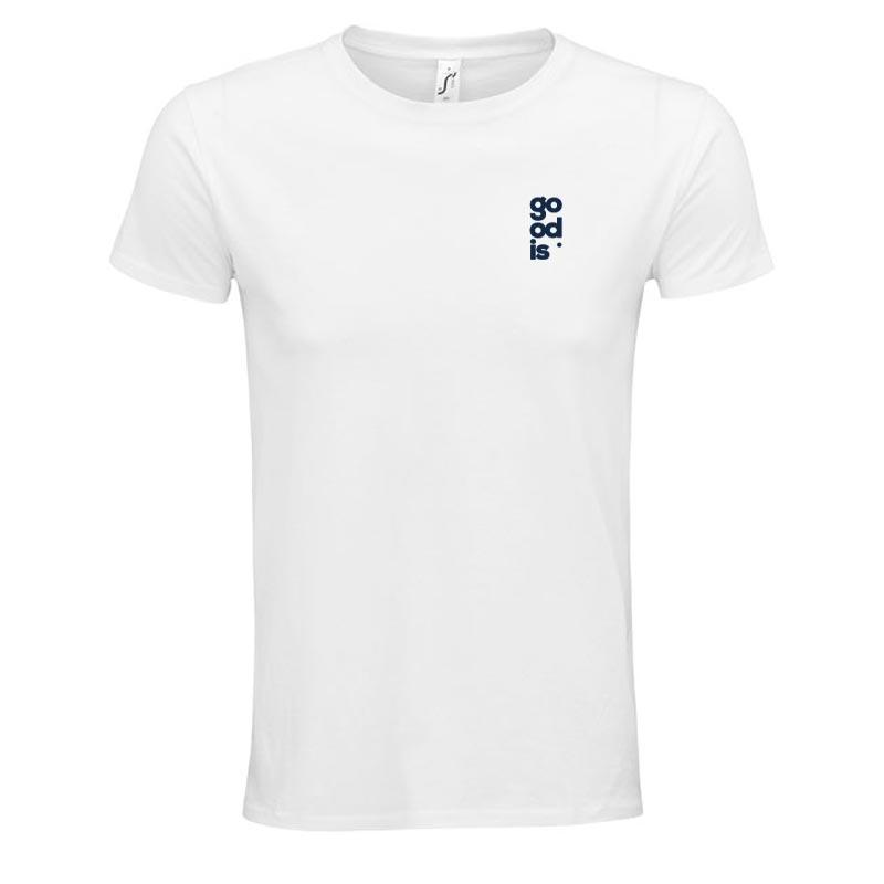 T-shirt en coton blanc Epic