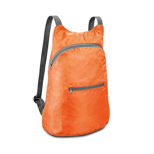 Sac à dos personnalisable Jumpy orange - sac à dos personnalisable
