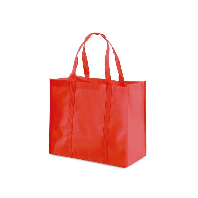 Sac shopping personnalisable non-tissé Apparent