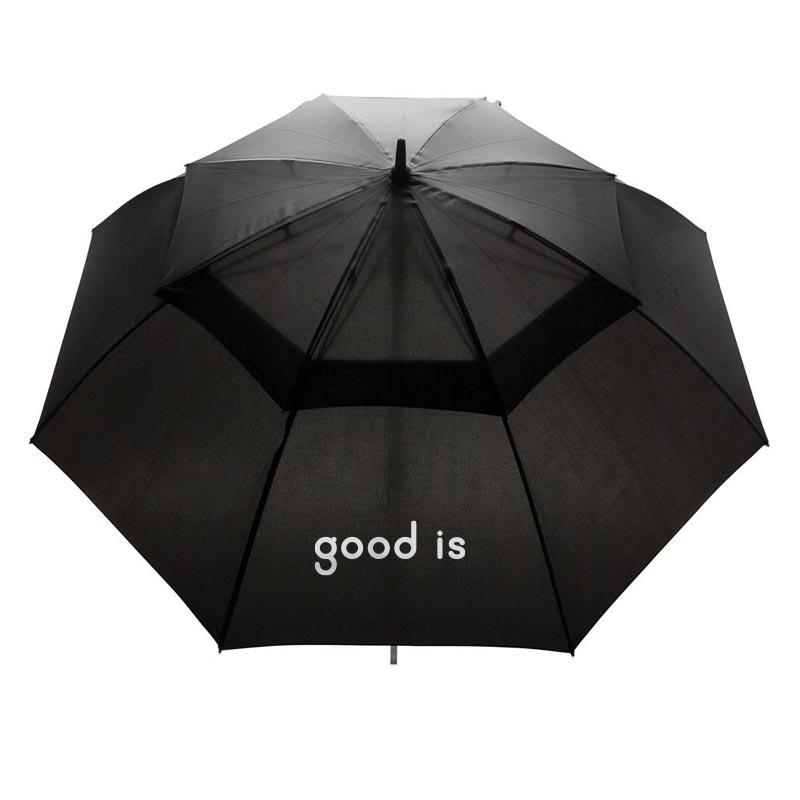 "Parapluie publicitaire tempête 30"" Swiss Peak Tornado - Goodies"