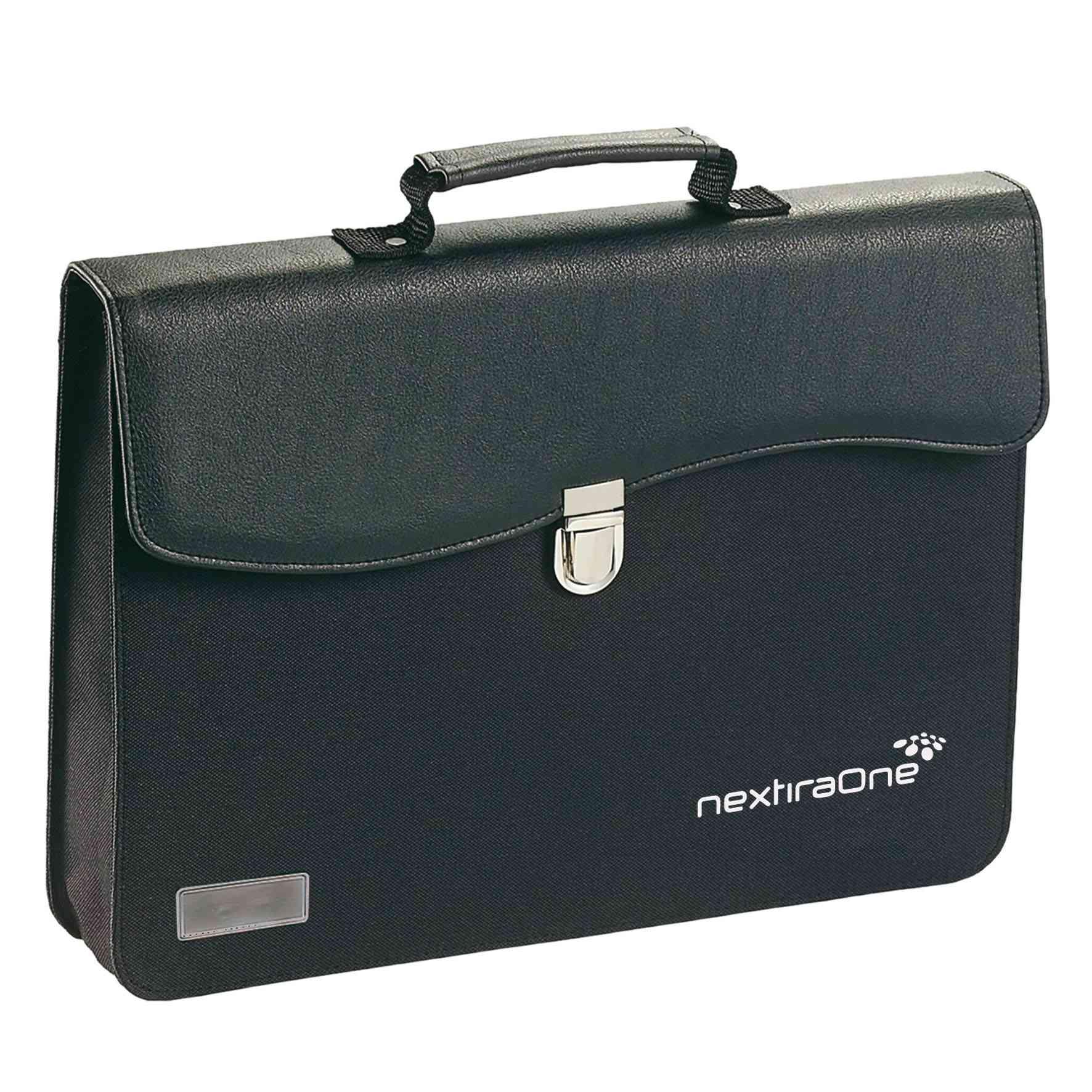 Cadeau d'entreprise - Porte-documents personnalisable Cartable