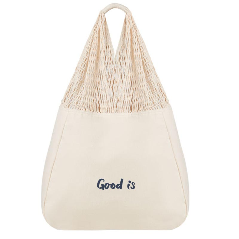 Tote bag publicitaire en coton Barbuda - goodies entreprise