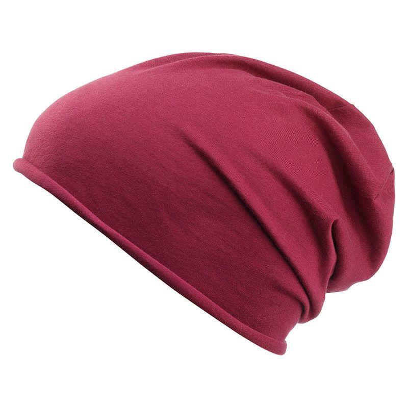 Bonnet personnalisable tricot John - Textile publicitaire