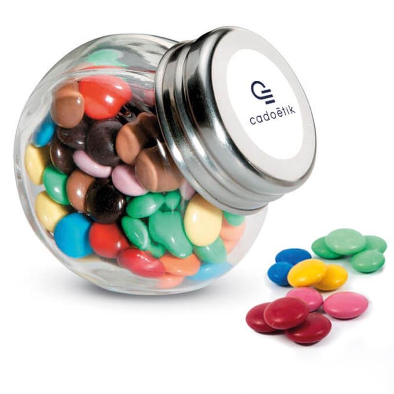 Bonbonnière chocolat Chocky - Bonbons publicitaires