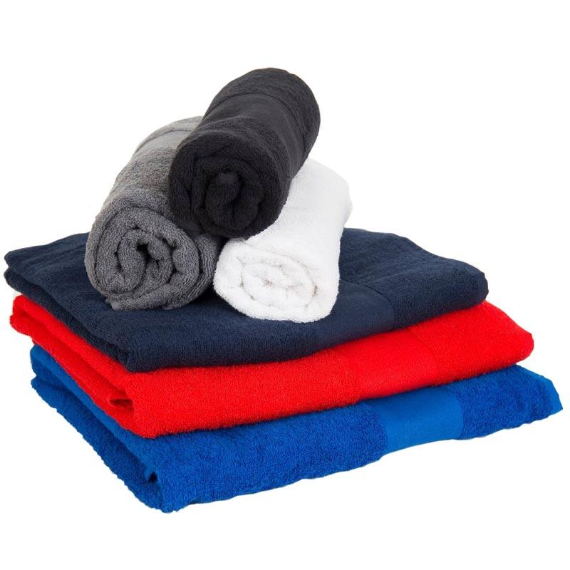 Serviette de bain Bath Towel 70x140cm 420 g - Coloris disponibles