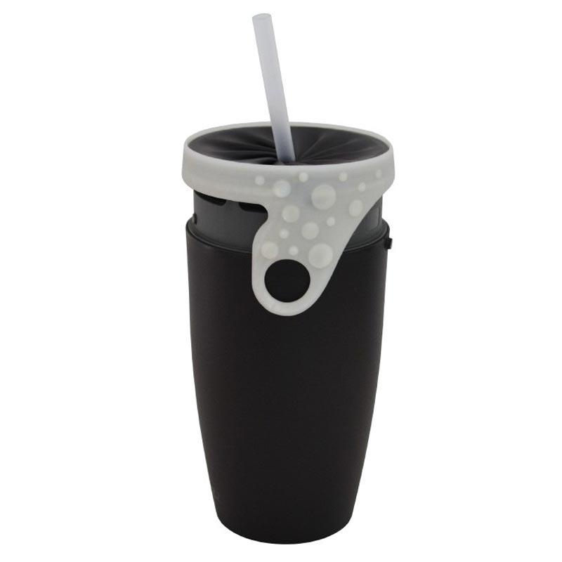 Mug isotherme personnalisable Twizz 350 mL - Cadeau d'entreprise innovant
