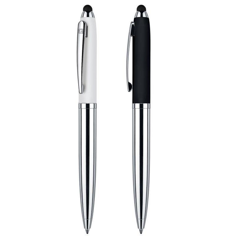 Stylo bille publicitaire Nautic Touch Pad Pen - Coloris disponibles
