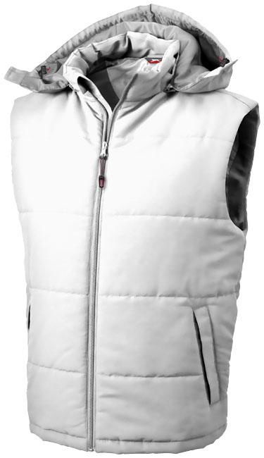 Bodywarmer publicitaire homme Slazenger™ Gravel - bodywarmer personnalisable