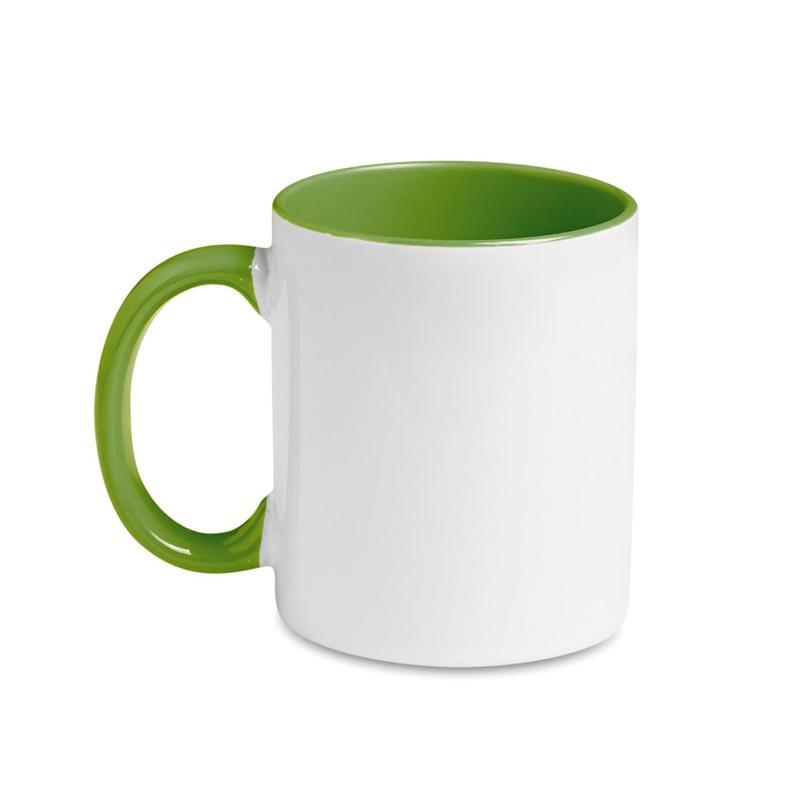 Mug coloré Sublimcoly