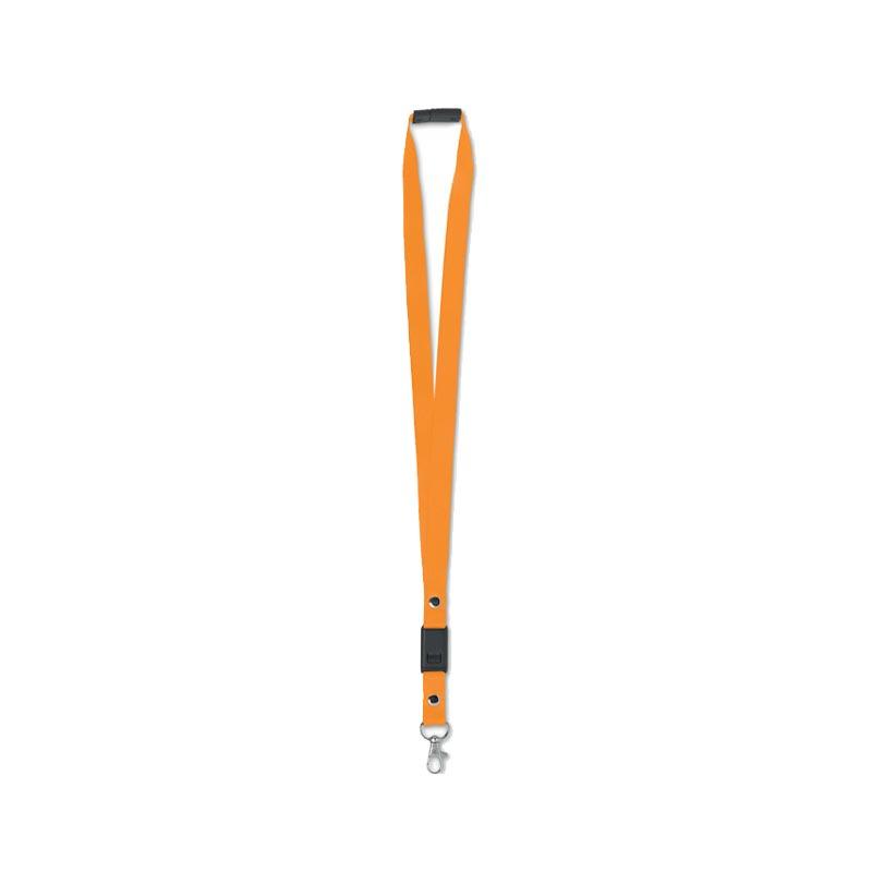 Lanyard USB Stick - vert