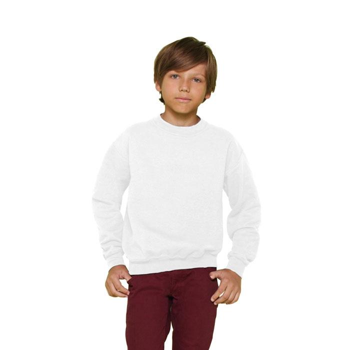 Sweat-shirt publicitaire enfant Youth 255/270g ras du cou