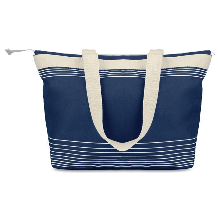 sac shopping publicitaire Palawan bleu