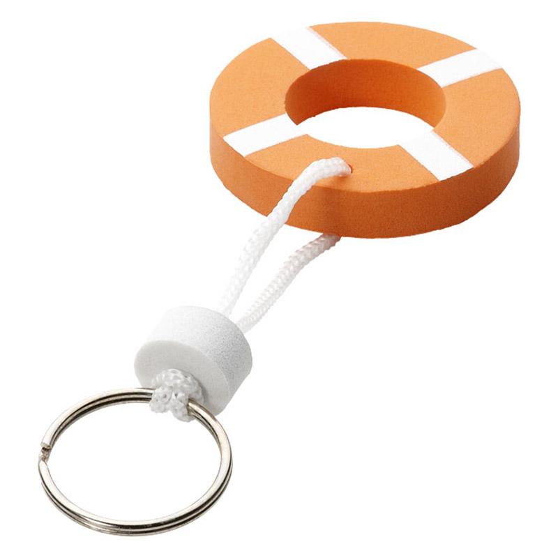 Porte-clés bouée de sauvetage