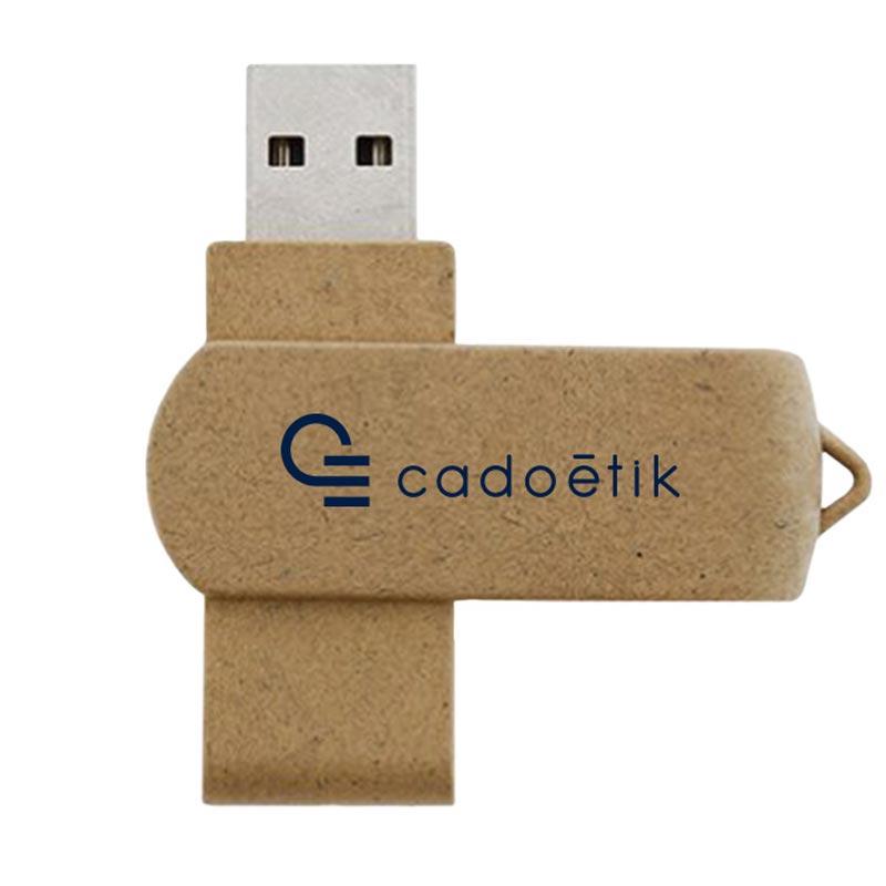 Clé USB publicitaire écologique VG-FULL