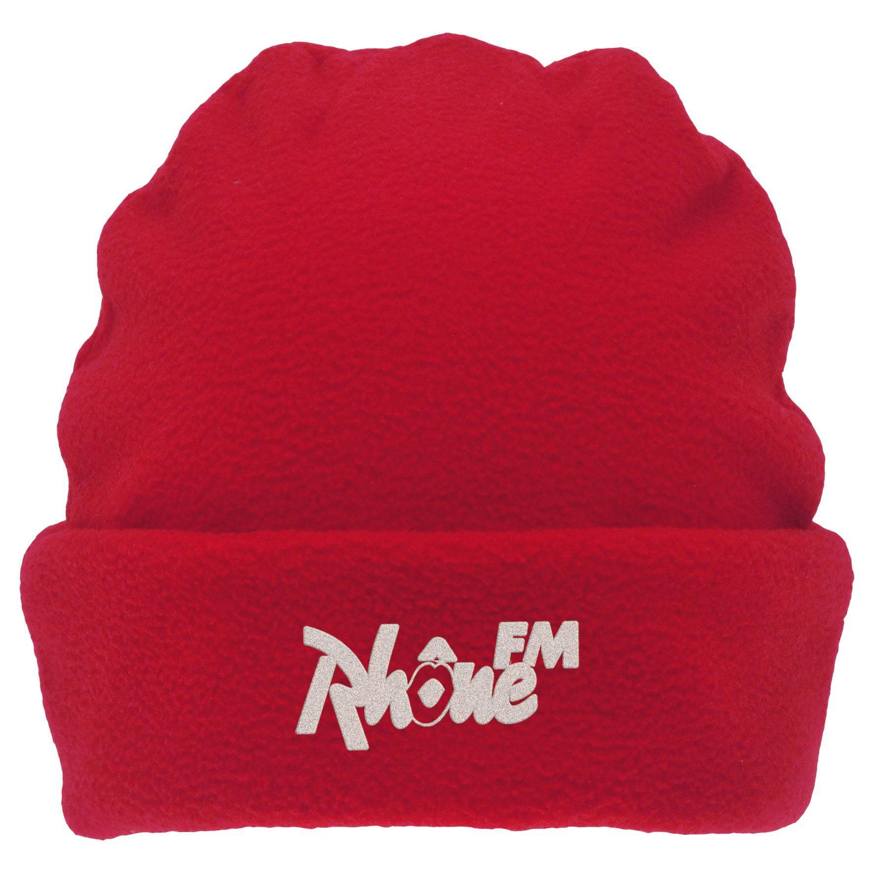 Bonnet publicitaire polaire M - Cadeau promotionnel