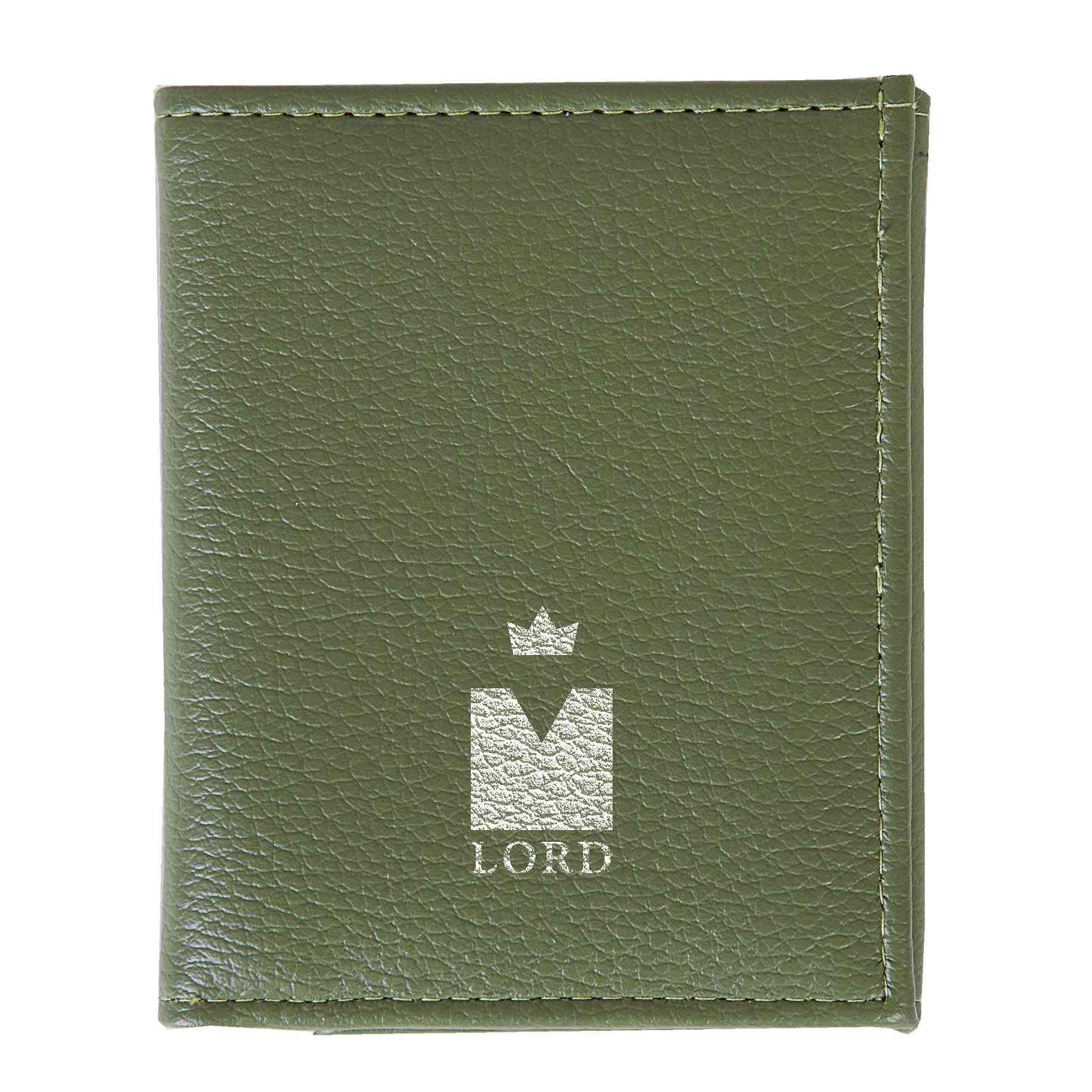 Cadeau promotionnel - Porte-monnaie Multipoches - vert clair