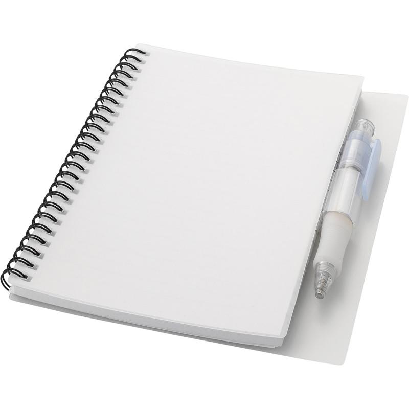 Carnet personnalisé A5 avec stylo Hyatt - Goodies entreprise