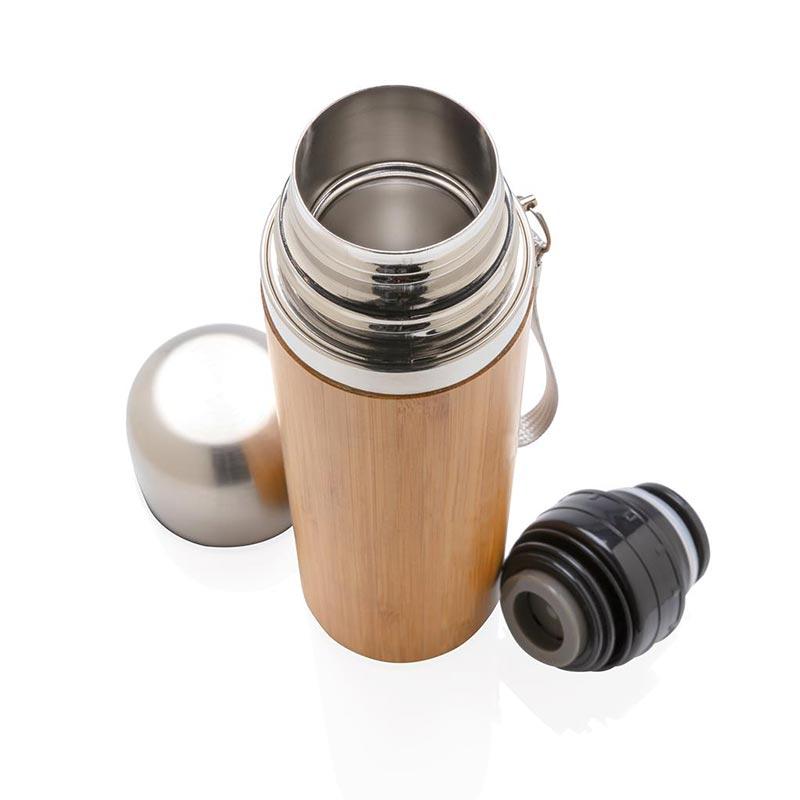 Cadeau d'entreprise - Bouteille isotherme Bambuo