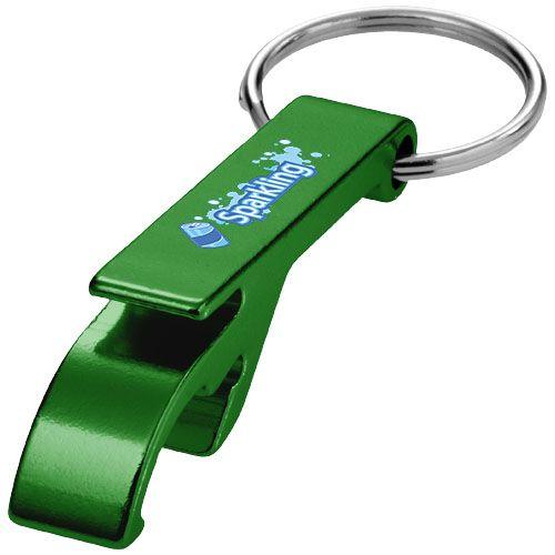 Cadeau d'entreprise - Porte-clés personnalisé ouvre-bouteille et canette Tao