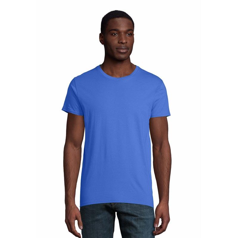 tee-shirt personnalisé en coton bio Pioneer homme