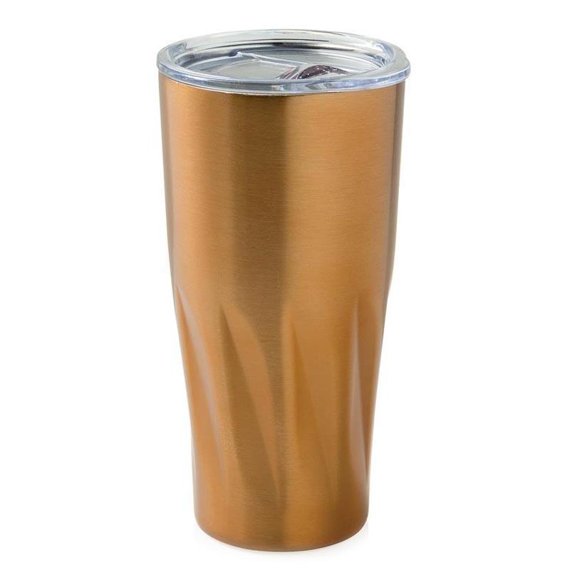 Mug personnalisable en cuivre Twist - Cadeau d'entreprise
