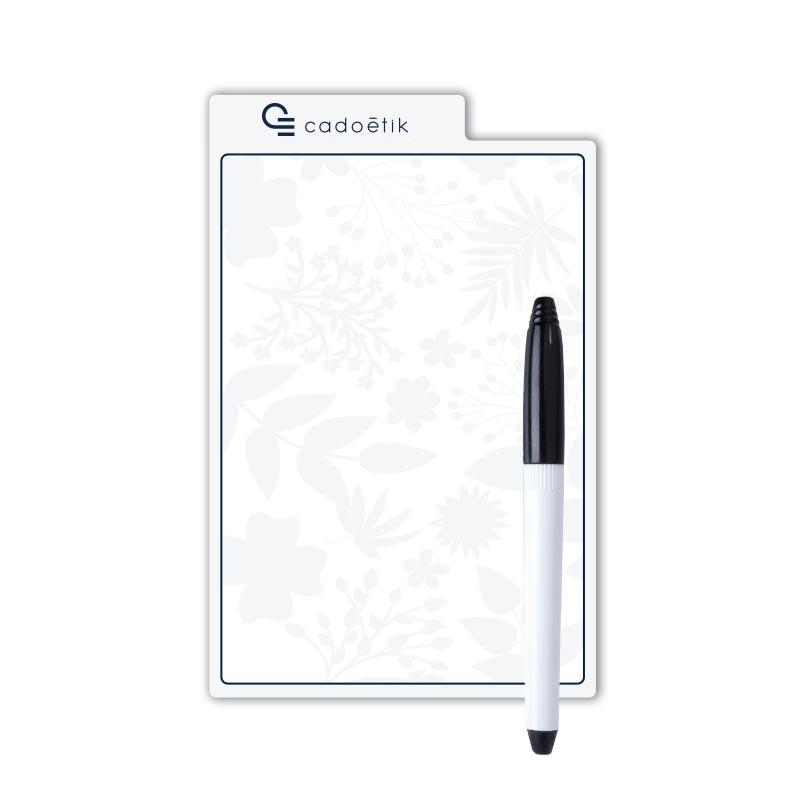 Tableau blanc avec feutre Notify A6