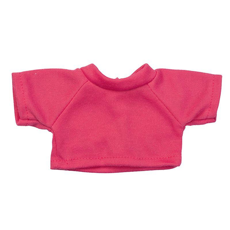 T-shirt personnalisé pour peluche S - Accessoire pour peluche - orange