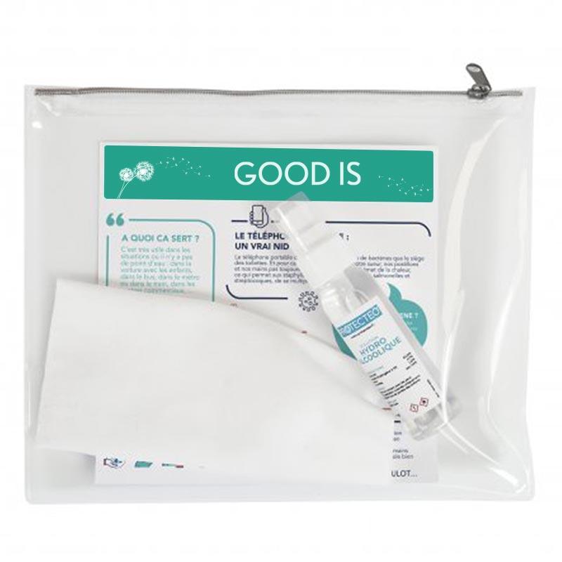 Kit de protection Saniday - goodies antibactérien
