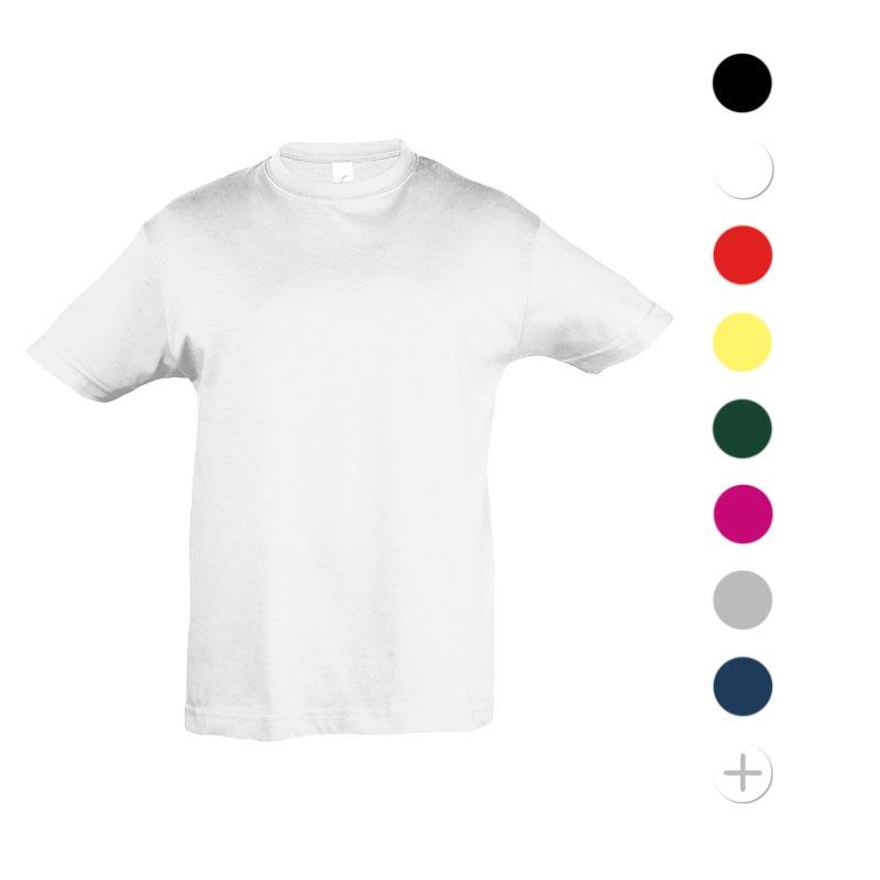 tee-shirt publicitaire pour enfant Regent
