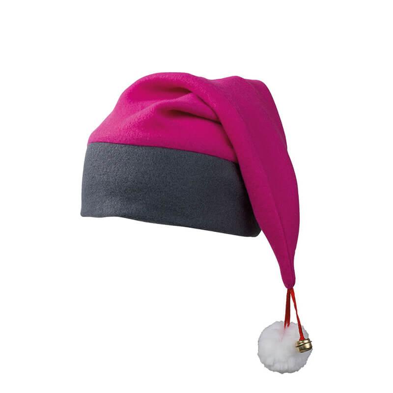 Bonnet de père Noël à pompom pour cadeau client