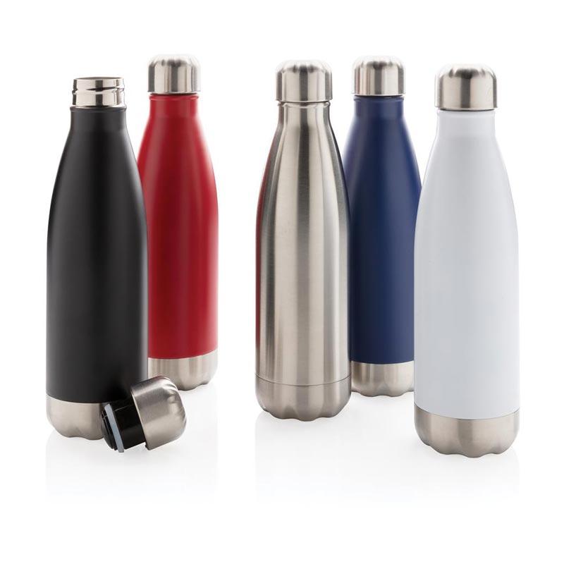 bouteilles isothermes personnalisées en inox drinox