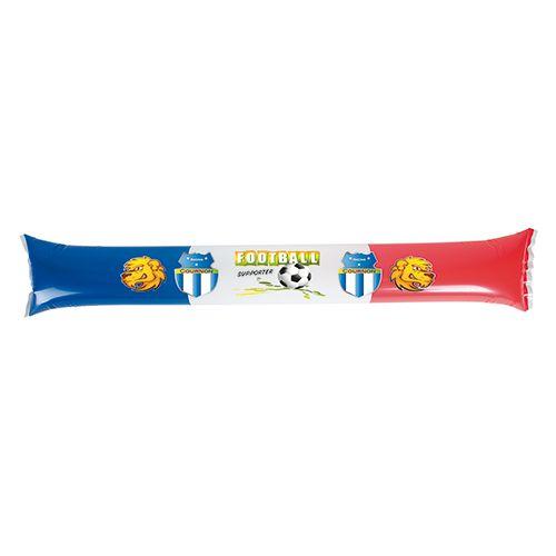 goodies sport - Bâtons de supporters gonflables publicitaire Tricolore