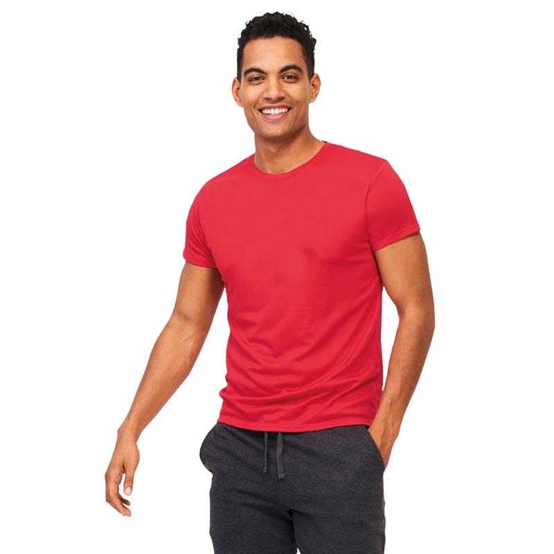 T-shirt publicitaire Sprint - Textile publicitaire