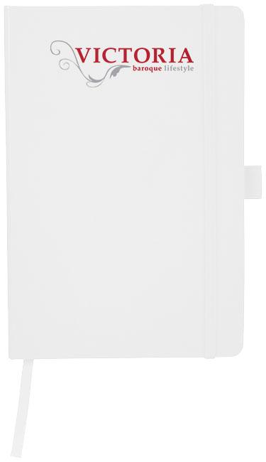 Carnet flexible Journalbooks® Bloom - bloc-notes publicitaire