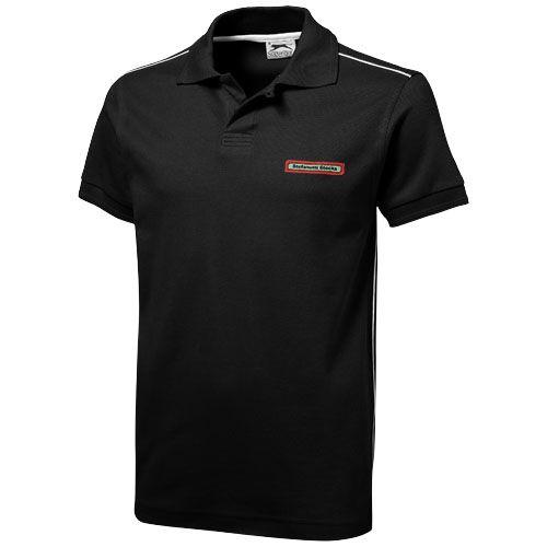T-shirt publicitaire - Polo personnalisable manches courtes Backhand