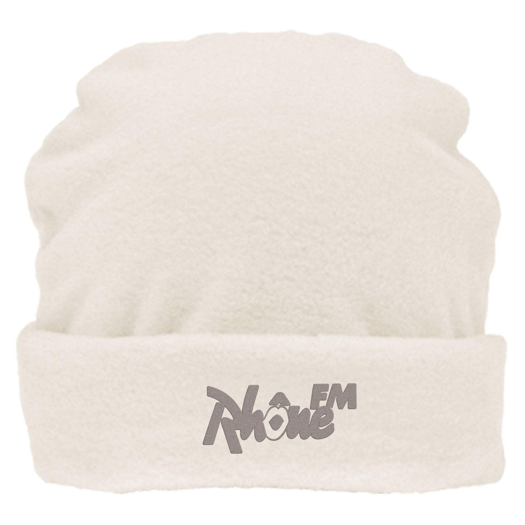 Bonnet publicitaire polaire M - Cadeau promotionel hiver