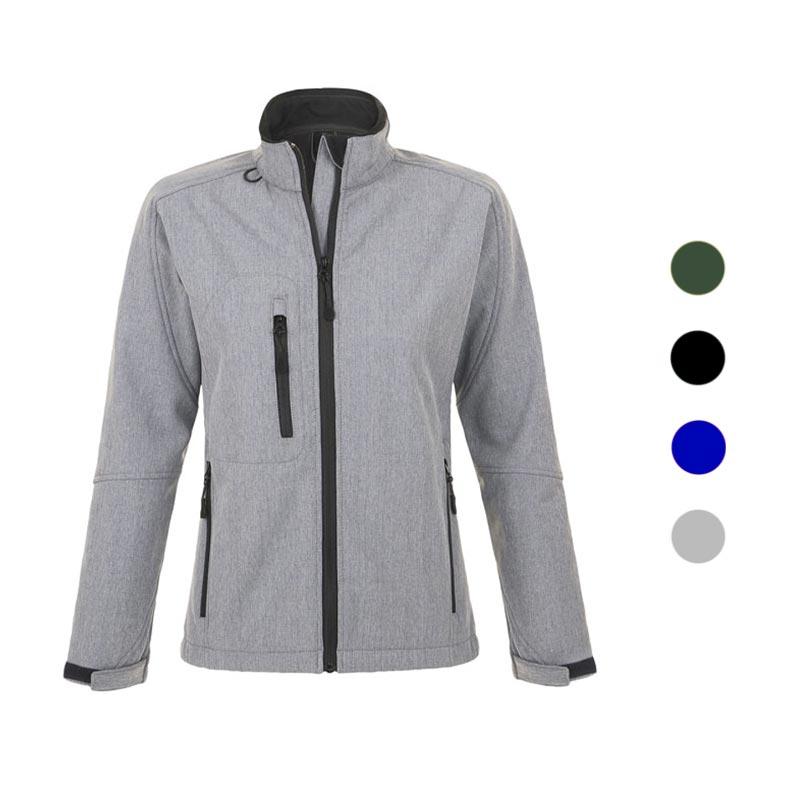 Veste softshell zippée publicitaire Roxy - Coloris disponibles