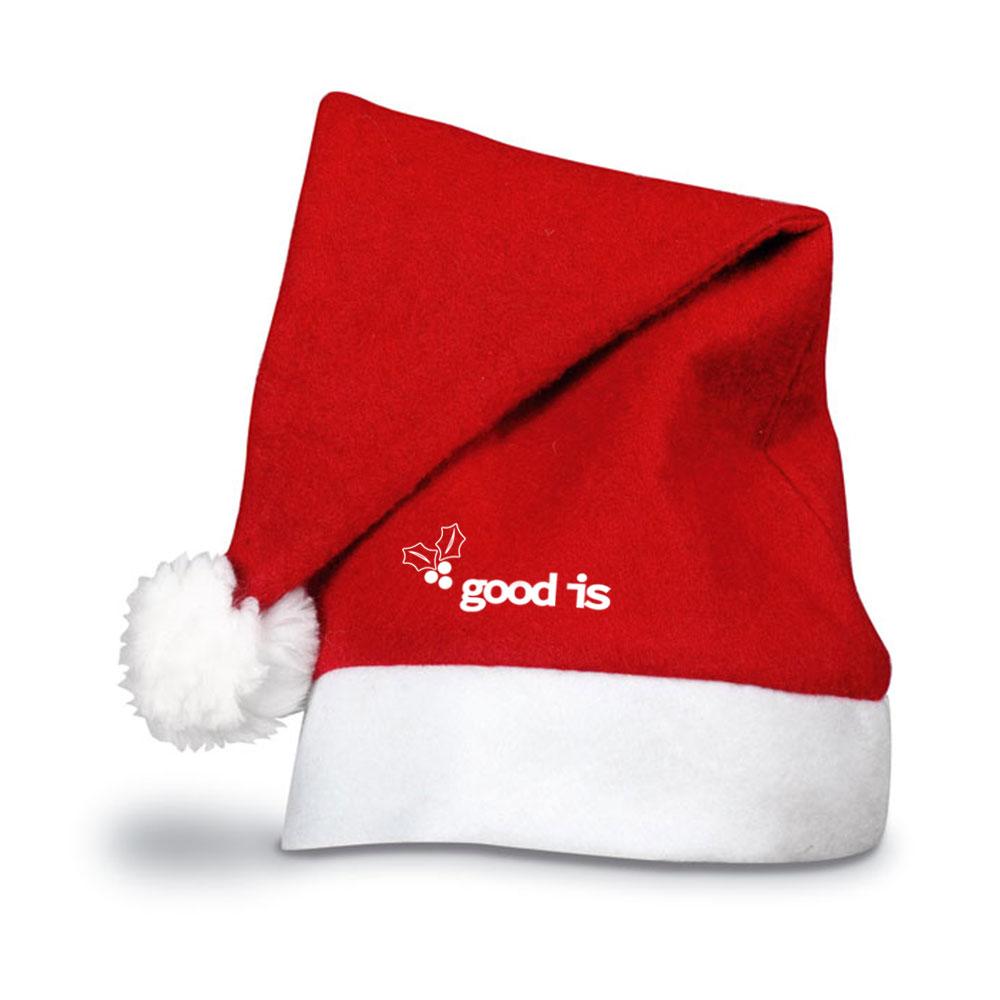 Bonnet de ère de Noël publicitaire Bono 3