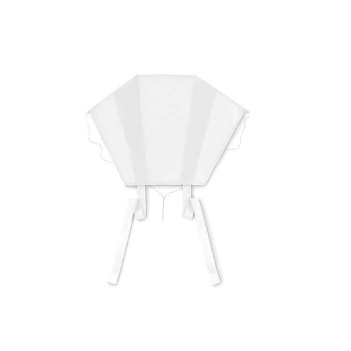 Objet publicitaire outdoor - Cerf-volant personnalisé Fly - pochette blanche