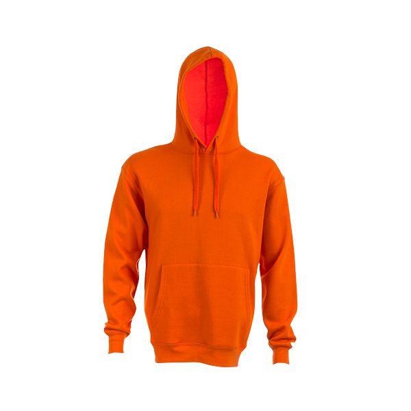 Sweat-shirt personnalisé à capuche Phoenix - gris chiné
