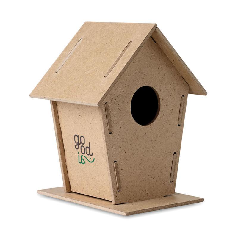 Nichoir à oiseaux personnalisable Woohouse