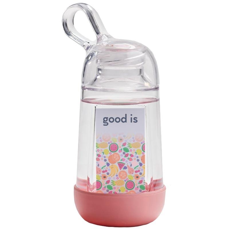 Gourde personnalisable Gobi Mini avec étiquette personnalisée