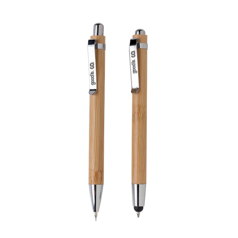 Parure de stylos Bamboudo