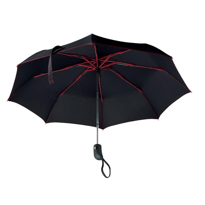 Parapluie publicitaire tempête pliable Skye- parapluie personnalisable