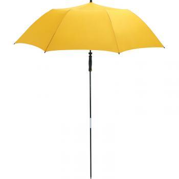 Parasol publicitaire Camper - Parasol personnalisé - vert