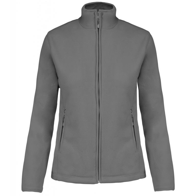 veste polaire publicitaire zippée Falco - textile personnalisé