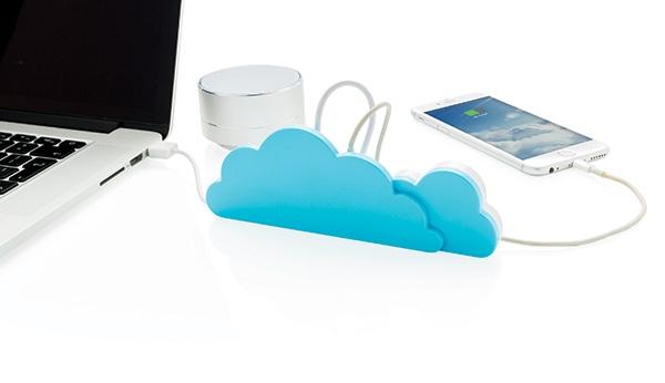 Cadeau d'entreprise - Hub publicitaire Cloud