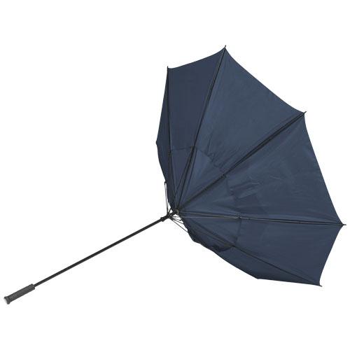 parapluie double toile publicitaire tempête Newport - cadeau publicitaire